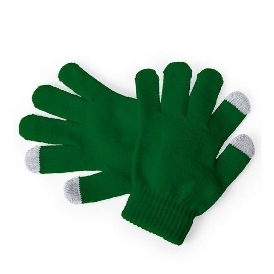 Telefoon handschoenen kind groen